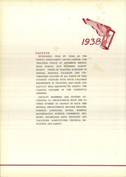 Page 16, 1938 Edition, Anderson High School - Indian Yearbook (Anderson, IN) online yearbook collection