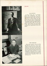 Page 17, 1938 Edition, Anderson High School - Indian Yearbook (Anderson, IN) online yearbook collection