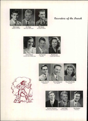 Page 10, 1949 Edition, Anderson High School - Indian Yearbook (Anderson, IN) online yearbook collection
