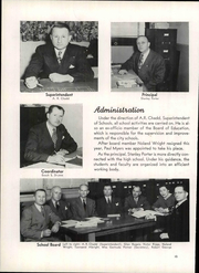 Page 16, 1949 Edition, Anderson High School - Indian Yearbook (Anderson, IN) online yearbook collection