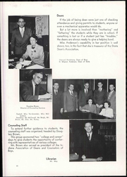Page 17, 1949 Edition, Anderson High School - Indian Yearbook (Anderson, IN) online yearbook collection