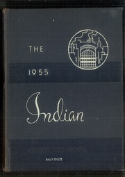 Anderson High School - Indian Yearbook (Anderson, IN) online yearbook collection, 1955 Edition, Cover