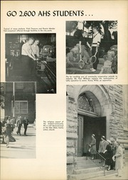 Page 11, 1955 Edition, Anderson High School - Indian Yearbook (Anderson, IN) online yearbook collection