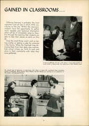 Page 13, 1955 Edition, Anderson High School - Indian Yearbook (Anderson, IN) online yearbook collection