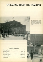 Page 8, 1955 Edition, Anderson High School - Indian Yearbook (Anderson, IN) online yearbook collection