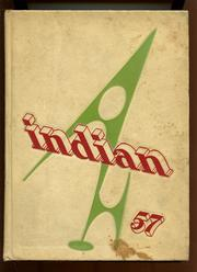 Anderson High School - Indian Yearbook (Anderson, IN) online yearbook collection, 1957 Edition, Cover