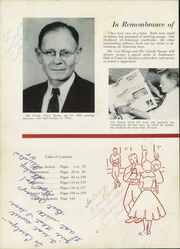 Page 6, 1957 Edition, Anderson High School - Indian Yearbook (Anderson, IN) online yearbook collection