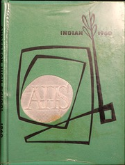 Anderson High School - Indian Yearbook (Anderson, IN) online yearbook collection, 1960 Edition, Cover