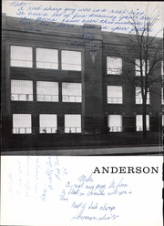 Page 6, 1960 Edition, Anderson High School - Indian Yearbook (Anderson, IN) online yearbook collection