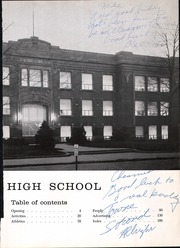 Page 7, 1960 Edition, Anderson High School - Indian Yearbook (Anderson, IN) online yearbook collection