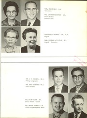 Page 15, 1962 Edition, Anderson High School - Redbird Yearbook (Anderson, MO) online yearbook collection