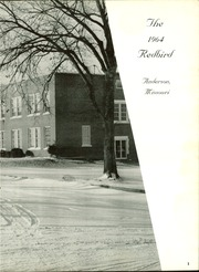 Page 7, 1964 Edition, Anderson High School - Redbird Yearbook (Anderson, MO) online yearbook collection