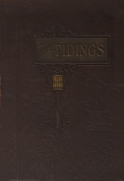 Anderson High School - Tidings Yearbook (Anderson, SC) online yearbook collection, 1927 Edition, Cover