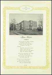 Page 13, 1927 Edition, Anderson High School - Tidings Yearbook (Anderson, SC) online yearbook collection