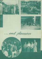 Page 11, 1953 Edition, Anderson High School - Tidings Yearbook (Anderson, SC) online yearbook collection