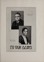 Page 9, 1933 Edition, Anderson University - Echoes Yearbook (Anderson, IN) online yearbook collection