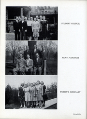 Anderson University - Echoes Yearbook (Anderson, IN) online yearbook collection, 1943 Edition, Page 69 of 110