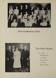 Anderson University - Echoes Yearbook (Anderson, IN) online yearbook collection, 1947 Edition, Page 10 of 168
