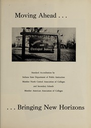 Anderson University - Echoes Yearbook (Anderson, IN) online yearbook collection, 1947 Edition, Page 11