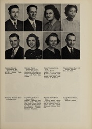 Anderson University - Echoes Yearbook (Anderson, IN) online yearbook collection, 1947 Edition, Page 35 of 168