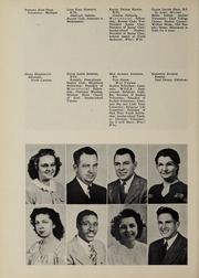 Anderson University - Echoes Yearbook (Anderson, IN) online yearbook collection, 1947 Edition, Page 36