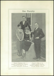 Page 8, 1926 Edition, Anderson Valley High School - Argus Yearbook (Boonville, CA) online yearbook collection