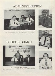 Page 8, 1986 Edition, Andover Central High School - Memoirs Yearbook (Andover, NY) online yearbook collection