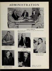 Page 11, 1961 Edition, Andover High School - Andanno Yearbook (Andover, MA) online yearbook collection