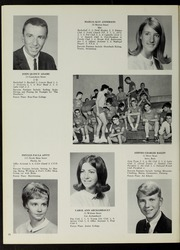 Andover High School - Andanno Yearbook (Andover, MA) online yearbook collection, 1967 Edition, Page 22 of 160