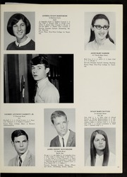 Andover High School - Andanno Yearbook (Andover, MA) online yearbook collection, 1967 Edition, Page 23