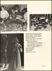 Page 11, 1971 Edition, Andrean High School - Decussata Yearbook (Merrillville, IN) online yearbook collection