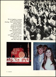 Page 12, 1971 Edition, Andrean High School - Decussata Yearbook (Merrillville, IN) online yearbook collection