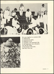 Page 15, 1971 Edition, Andrean High School - Decussata Yearbook (Merrillville, IN) online yearbook collection