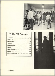 Page 6, 1971 Edition, Andrean High School - Decussata Yearbook (Merrillville, IN) online yearbook collection