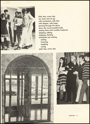Page 7, 1971 Edition, Andrean High School - Decussata Yearbook (Merrillville, IN) online yearbook collection