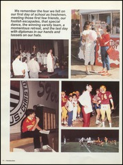 Page 10, 1986 Edition, Andrean High School - Decussata Yearbook (Merrillville, IN) online yearbook collection