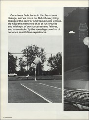 Page 12, 1986 Edition, Andrean High School - Decussata Yearbook (Merrillville, IN) online yearbook collection