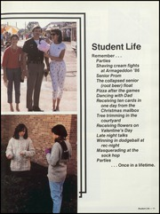 Page 15, 1986 Edition, Andrean High School - Decussata Yearbook (Merrillville, IN) online yearbook collection