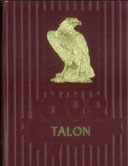 Andress High School - Talon Yearbook (El Paso, TX) online yearbook collection, 1988 Edition, Cover