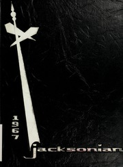Andrew Jackson High School - Jacksonian Yearbook (South Bend, IN) online yearbook collection, 1967 Edition, Cover