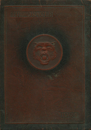 Andrew Jackson High School - Oracle Yearbook (Jacksonville, FL) online yearbook collection, 1924 Edition, Cover