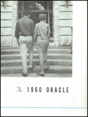 Page 7, 1960 Edition, Andrew Jackson High School - Oracle Yearbook (Jacksonville, FL) online yearbook collection