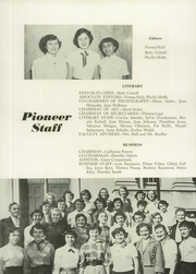 Page 10, 1951 Edition, Andrew Jackson High School - Pioneer Yearbook (Cambria Heights, NY) online yearbook collection