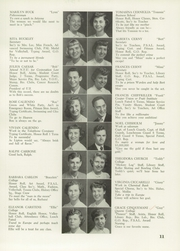 Page 15, 1951 Edition, Andrew Jackson High School - Pioneer Yearbook (Cambria Heights, NY) online yearbook collection