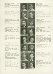 Page 16, 1951 Edition, Andrew Jackson High School - Pioneer Yearbook (Cambria Heights, NY) online yearbook collection