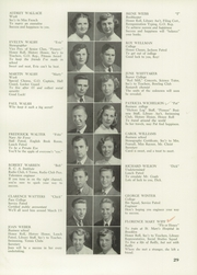 Andrew Jackson High School - Pioneer Yearbook (Cambria Heights, NY) online yearbook collection, 1951 Edition, Page 33