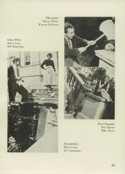 Andrew Jackson High School - Pioneer Yearbook (Cambria Heights, NY) online yearbook collection, 1951 Edition, Page 39