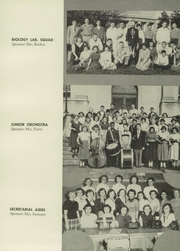 Andrew Jackson High School - Pioneer Yearbook (Cambria Heights, NY) online yearbook collection, 1951 Edition, Page 59