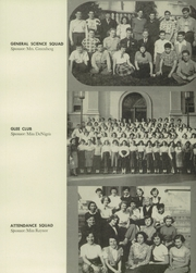 Andrew Jackson High School - Pioneer Yearbook (Cambria Heights, NY) online yearbook collection, 1951 Edition, Page 61