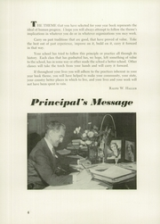 Page 8, 1951 Edition, Andrew Jackson High School - Pioneer Yearbook (Cambria Heights, NY) online yearbook collection